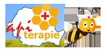 Romanian Apitherapy Society Logo