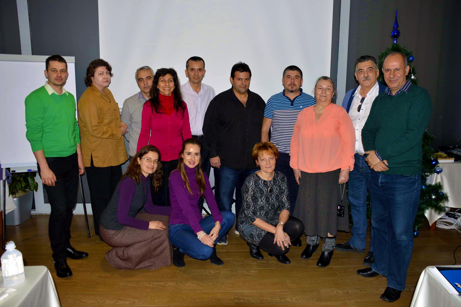 Poza de Grup, Curs Api-Chirurgie cu Dr Andrei Zbuchea